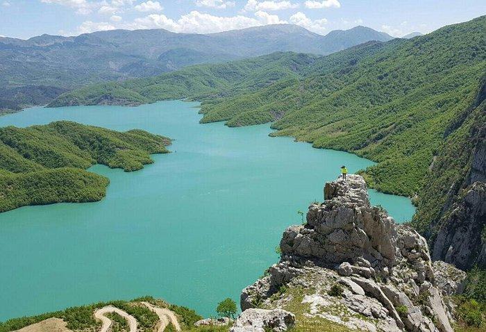 Liqeni i Bovilles (Lake of Bovilla )