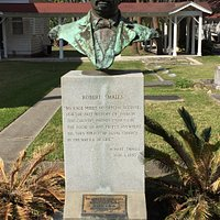 Monument to Robert Smalls