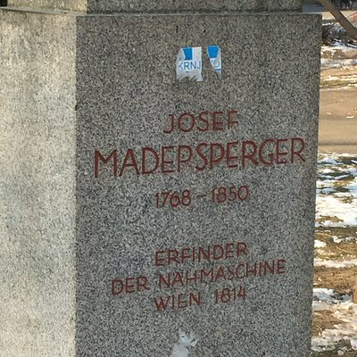 Pedestal inscription