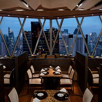 Yamazato, designated a Michelin Plate restaurant. - Main Dining Area