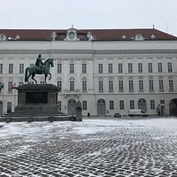 Denkmal Kaiser Josef II. at Josefplatz