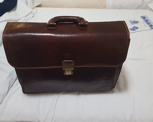 A special made bag and design