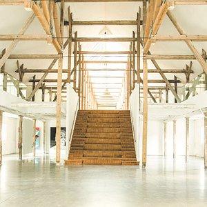 Anexet ved Lundsgaard Gods afholder koncerter, foredrag, udstillinger og meget mere