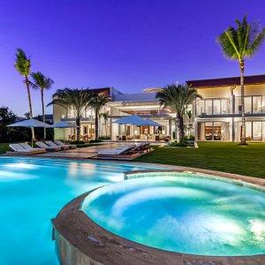 Oceanfront Villa at Casa de Campo