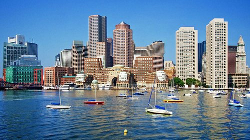 Trips to Boston landmarks or dinner and a show.