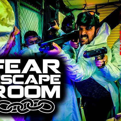 Escape Room Zombie Outbreak