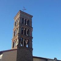 La torre della chiesa