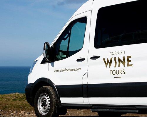 Cornish Wine Tours Minibus