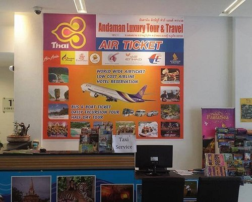 Andaman Luxury Tour&Travel