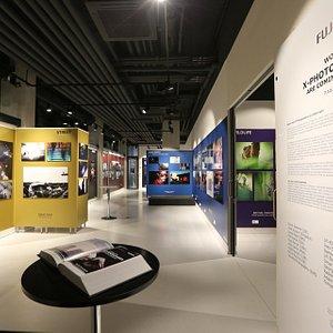 Velká výstavní síň galerie
