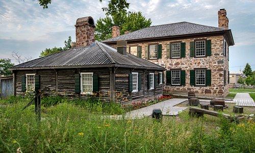 Ermatinger Old Stone House & Summer Kitchen Interpretive Centre
