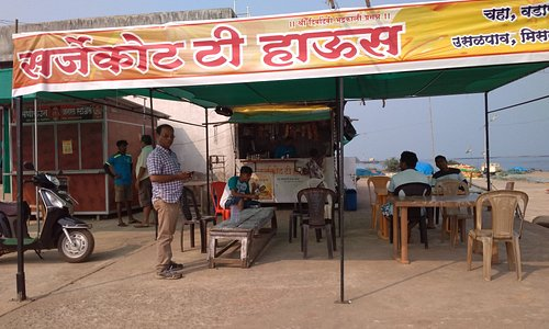 An eatery at Sarjekot