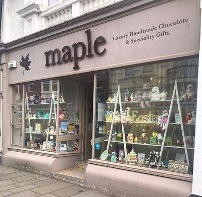Maple Chocolates