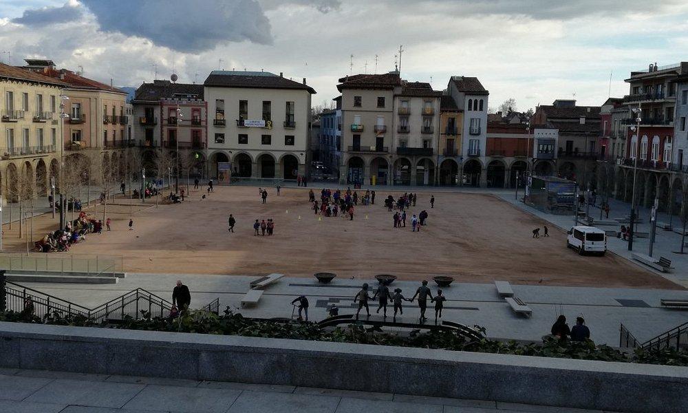 Plaza sin nada