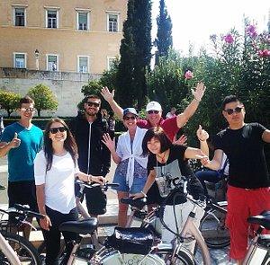 we bike athens historic athens