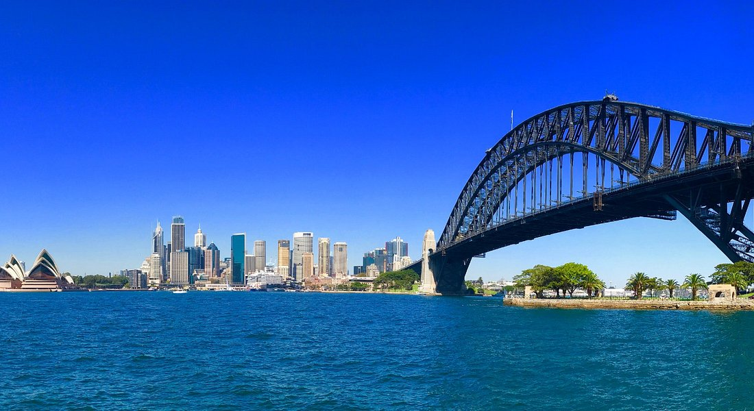 This is the perfect view from Jeffery Street Wharf