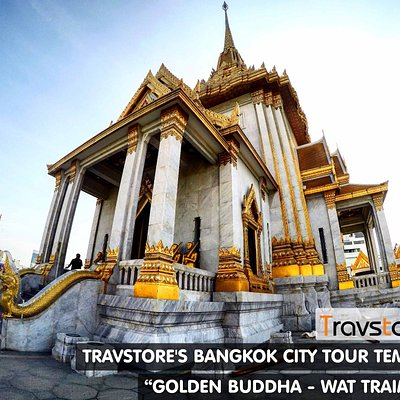 Travstore's Bangkok City Temple Tour
