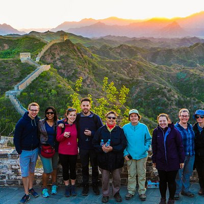 Great Wall Sunset Tour