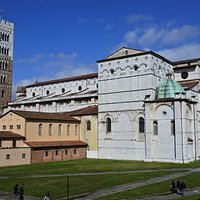 Lucca's Duomo