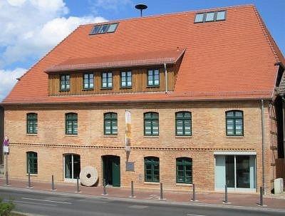 Kunstmühle Schwaan