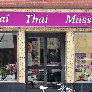 Suai Thai Massage Außenansicht