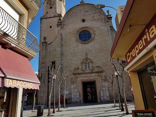 église de Calella