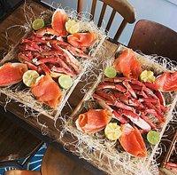 Commandez votre plateau de fruits de mer sur-mesure !