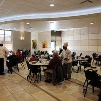 Bistro 502 Dining Area