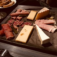 Cheese & cold cuts platter