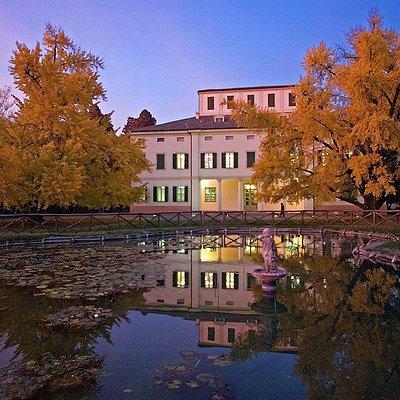 Villa Gandini e il Parco della Resistenza