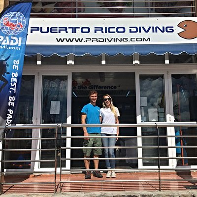 Welcome to Puerto Rico Diving!