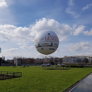 La nouvelle couleur blanche du Ballon de Paris Generali, il vous attend pour un voyage exception