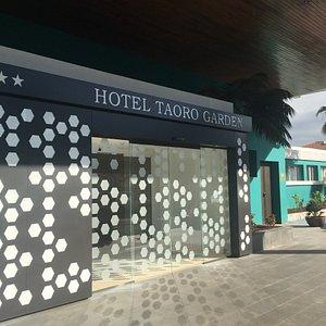 Mycket trevligt och fräscht hotell