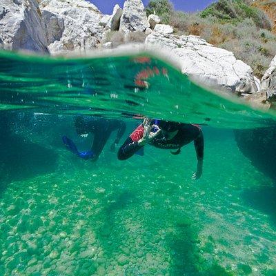 Snorkel en las Islas Medas www.medaqua.com