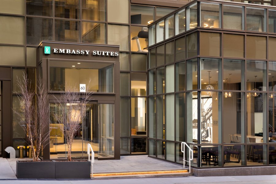 Embassy Suites By Hilton New York Manhattan Times Square 179 4 7 6 Updated 2021 Prices Hotel Reviews New York City Tripadvisor