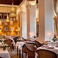 Restaurant Marrakech Les Jardins de la Médina