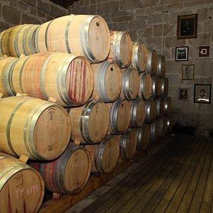 Sala de Estagio de Vinhos