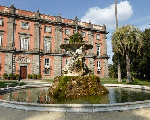 fontana e museo