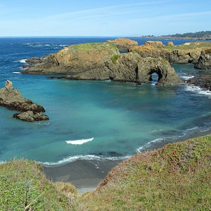 Mendocino Headlands State Park - Beautiful cliffs and views. Easy walking trails and parking.