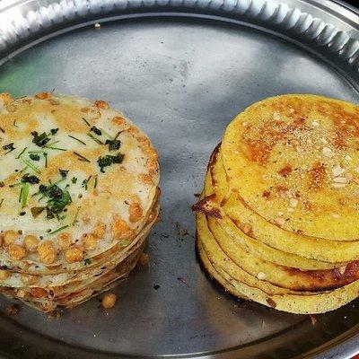 Burmese Pancakes.
