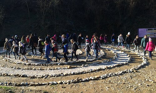 Children in the Purification Labyrinth