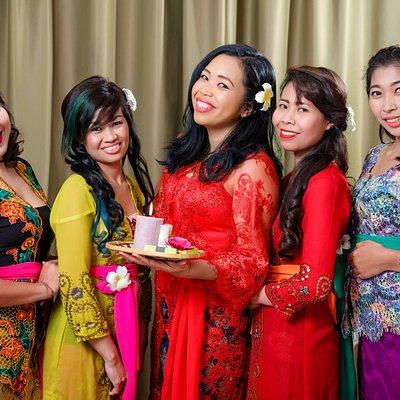 Puri Bali staff