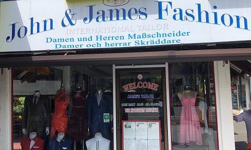 John And James Fashion