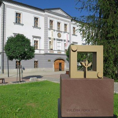 Oravská galéria - Župný dom, Dolný Kubín