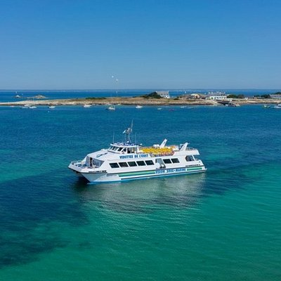 le Capitaine Némo aux îles Glénan - Exploration vision sous marine