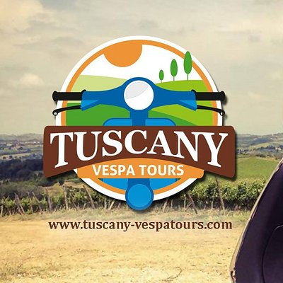 Tuscany Vespa Tour view
