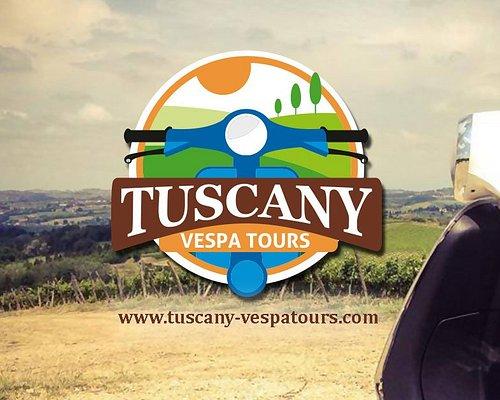 Tuscany Vespa Tour view