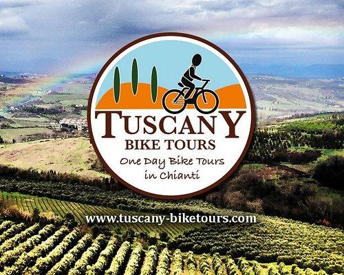 Tuscany Bike Tour view