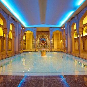 6階浴室(アジアゾーン) - イスラム