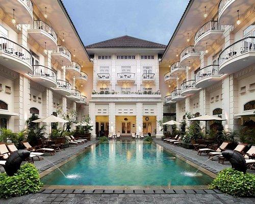 The 10 Closest Hotels To The Phoenix Hotel Gym Spa Yogyakarta Region Tripadvisor Find Hotels Near The Phoenix Hotel Gym Spa